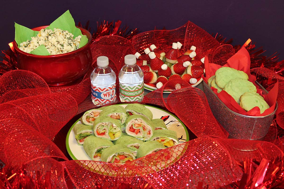 Holiday Party Ideas The Grinch Themed Party Strong4life